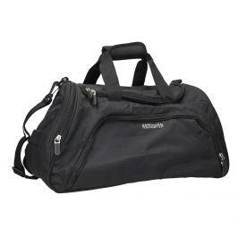 Čierna cestovná taška