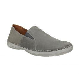 Pánske kožené Slip-on topánky