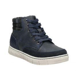 Členková detská obuv na zips