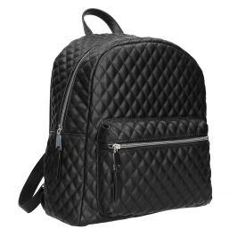 Mestský batoh s prešívaním