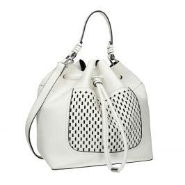 Biela Bucket Bag kabelka