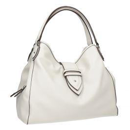 Biela kabelka s prackou