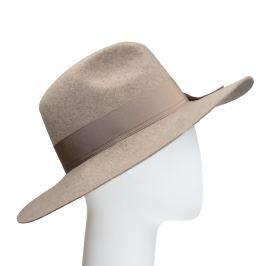 Dámsky vlnený klobúk