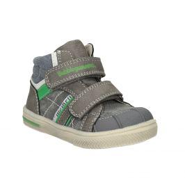 Členková detská obuv