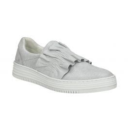 Dámska kožená Slip-on obuv