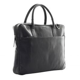 Kožená taška s popruhom