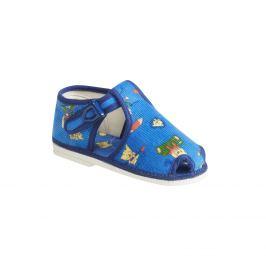 Detská domáca obuv k členkom