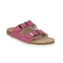 Detské ružové papuče