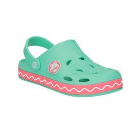 Dievčenské sandále so žabkou