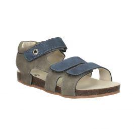 Detské sandále na suchý zips