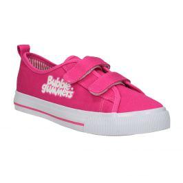 Dievčenské ružové tenisky