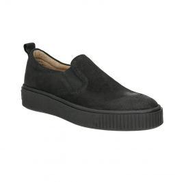 Kožená dámska Slip-on obuv