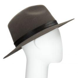 Pánsky klobúk z králičej srsti