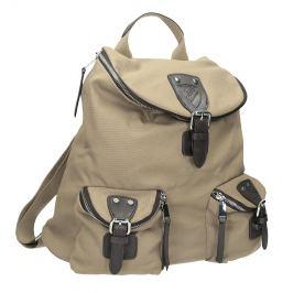 Textilný batoh s vreckami