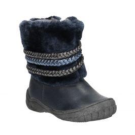 Detská zimná obuv so zateplením