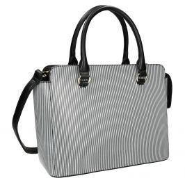 Pruhovaná kabelka