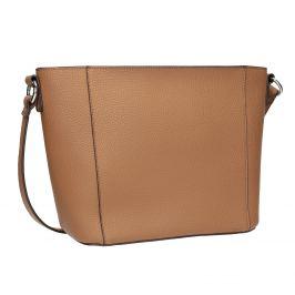 Hnedá dámská Crossbody kabelka