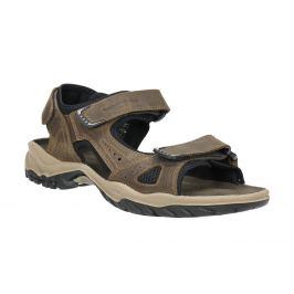 Pánske kožené sandále