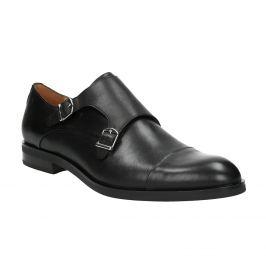 Pánske kožené Monk Shoes