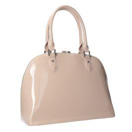 Lakovaná kabelka v elegantnom štýle