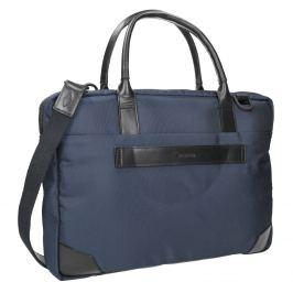Modrá unisex taška