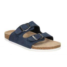 Detské modré papuče