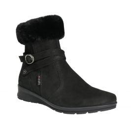 Dámska zimná obuv s kožúškom