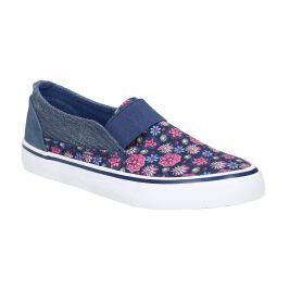 Dievčenská obuv v štýle Slip-on