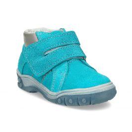 Detské členkové topánky z kože