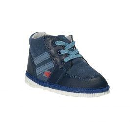 Detská kožená domáca obuv