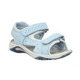 Kožené detské sandále