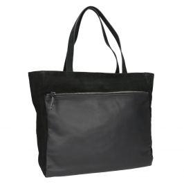 Dámska kožená Shopper kabelka