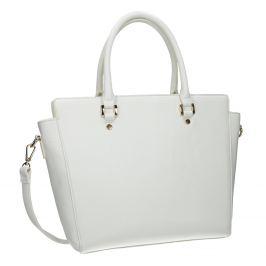 Biela dámska kabelka