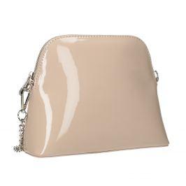 Dámska lakovaná kabelka