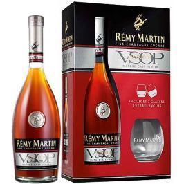 Rémy Martin VSOP Mature Cask Finish s 2 pohármi 40% 0,7l