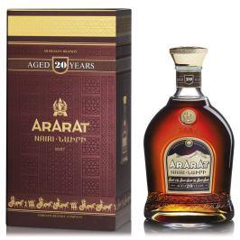 Ararat 20 ročný 40% 0,7l