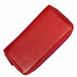 Kožená peňaženka WB005 Rosso