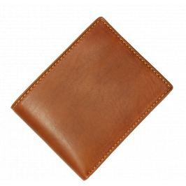 Kožená pánska peňaženka OB-8383 Marrone/T.M