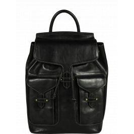 Talianský kožený batôžtek Peria Nera