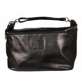 Kožená taška Benito Nera