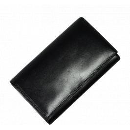 Čierna kožená peňaženka 8253 Nera