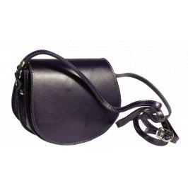 Detail · Moderná kožená kabelka Mina Viola 77dc5be9166
