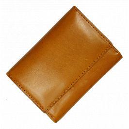 žltá peňaženka E030 Gialla Scuro