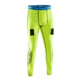 Kompresné hokejové nohavice Salming so suspenzorom