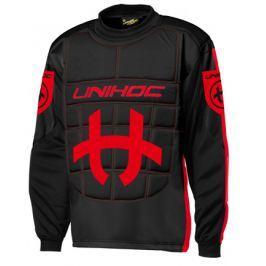 Dres Unihoc Shield Černo-červený