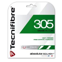 Squashový výplet Tecnifibre String 305 Squash Green 1,20 mm