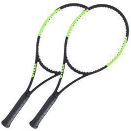 Set 2 ks tenisových rakiet Wilson Blade 98L