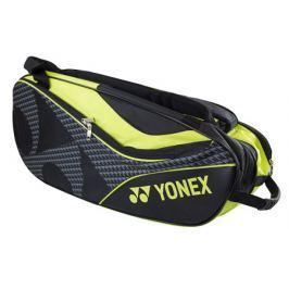 Taška na rakety Yonex Bag 8726 Black/Yellow