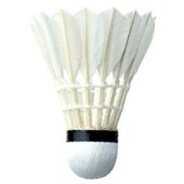 Pierkové bedmintonové košíky Yonex AeroSensa 50 Feather (12 ks)