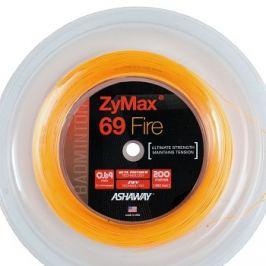 Bedmintonový výplet Ashaway ZyMax 69 Fire - ROLE 200 m